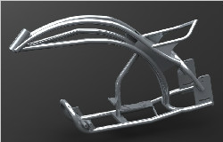 Trike Skeleton Body