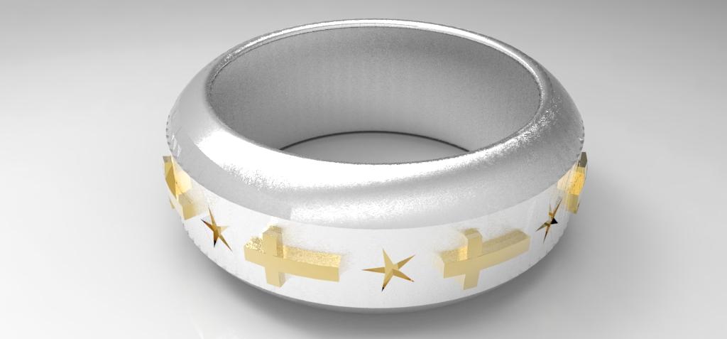 Ring Christmas Gift