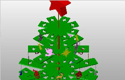CHRISTMAS TREE-riyo