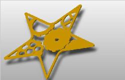 Geared Star