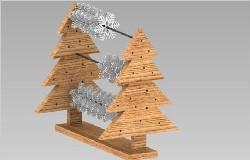 Snowflakes Abacus