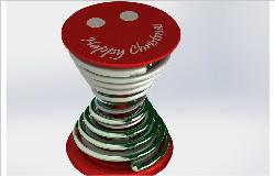 ZW3D Christmas Gift Challenge