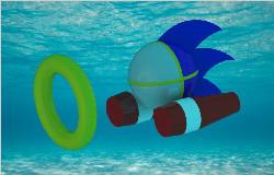 Hero Submarine