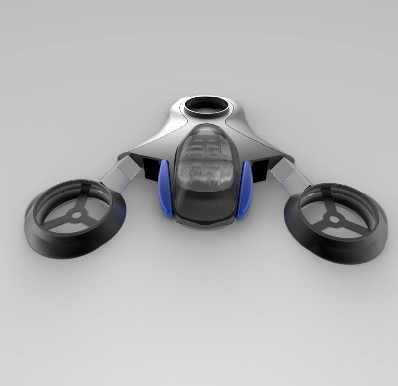 Scorpion aircraft