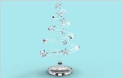 Christmas Tree Desk Lamp