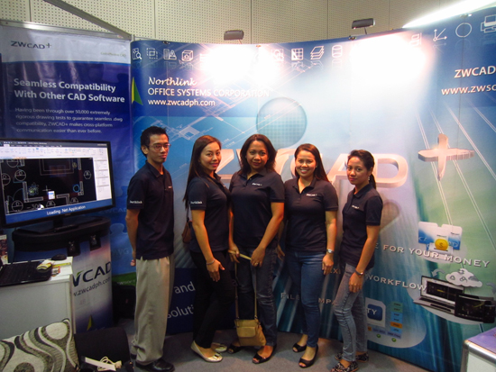 ZWCAD+ Hit a New Exhibition Record at Worldbex 2014