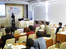 ZW3D 2014 Release Seminar in Thailand