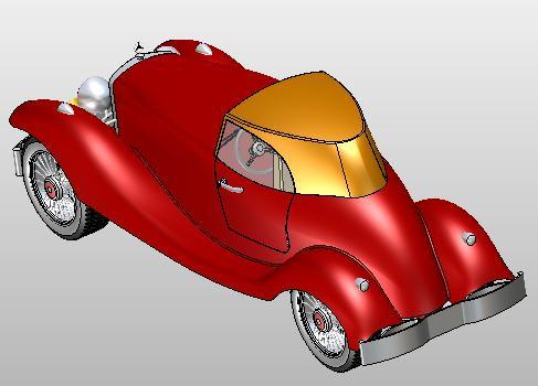 Bubble Car2