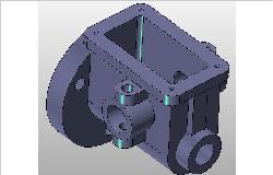 Turbine Reducer Box