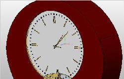 Little Pendulum Clock