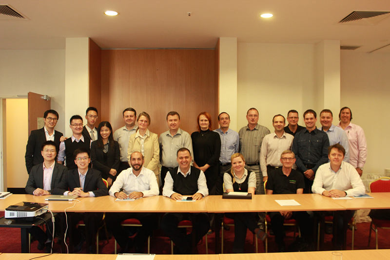 ZWCAD+ European Forum 2014: Effective Sharing and  Bonding with Partners