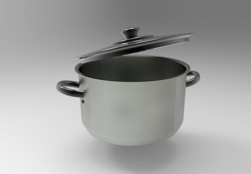Chef Pot Design