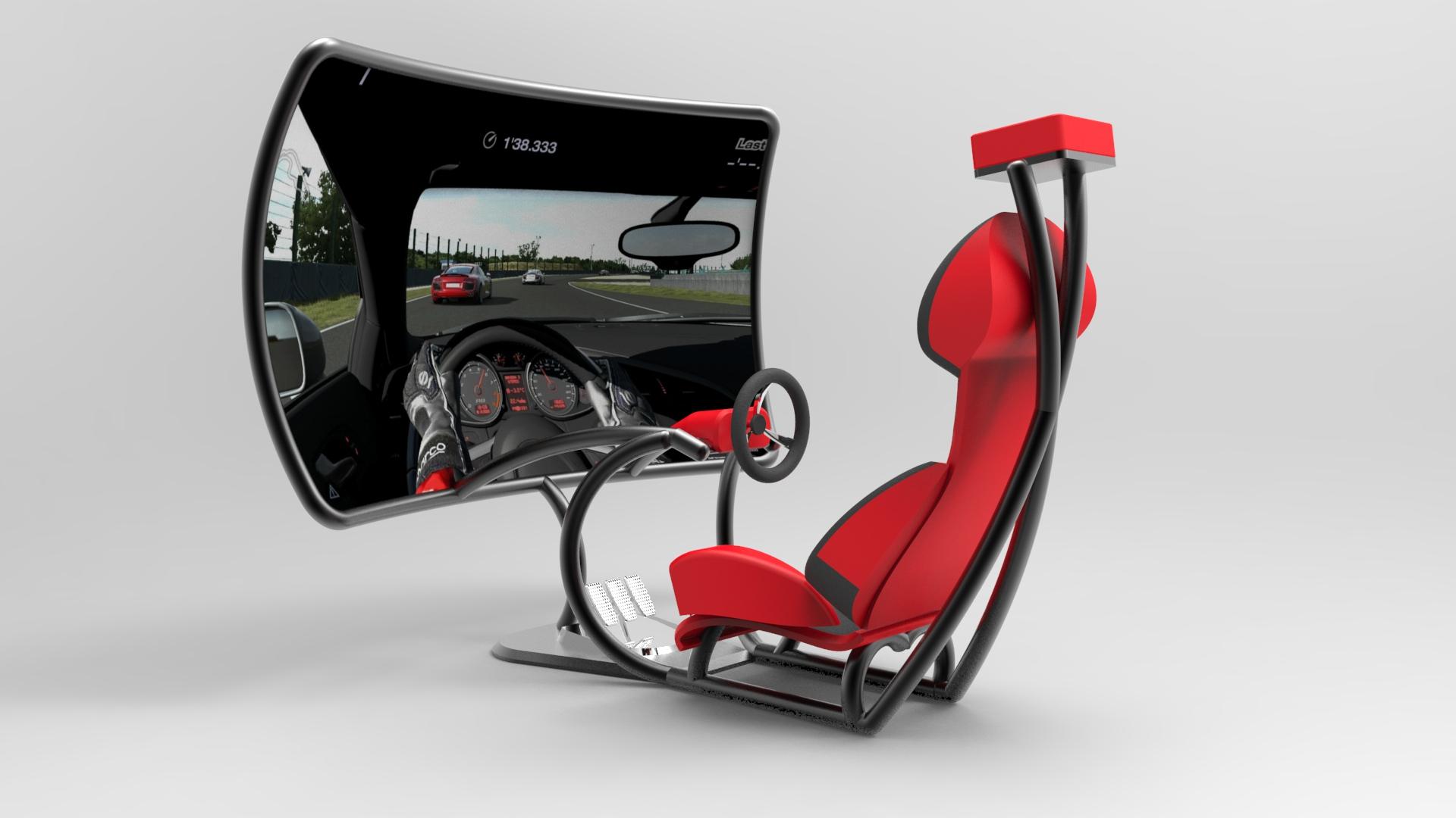 Home Racing Simulator