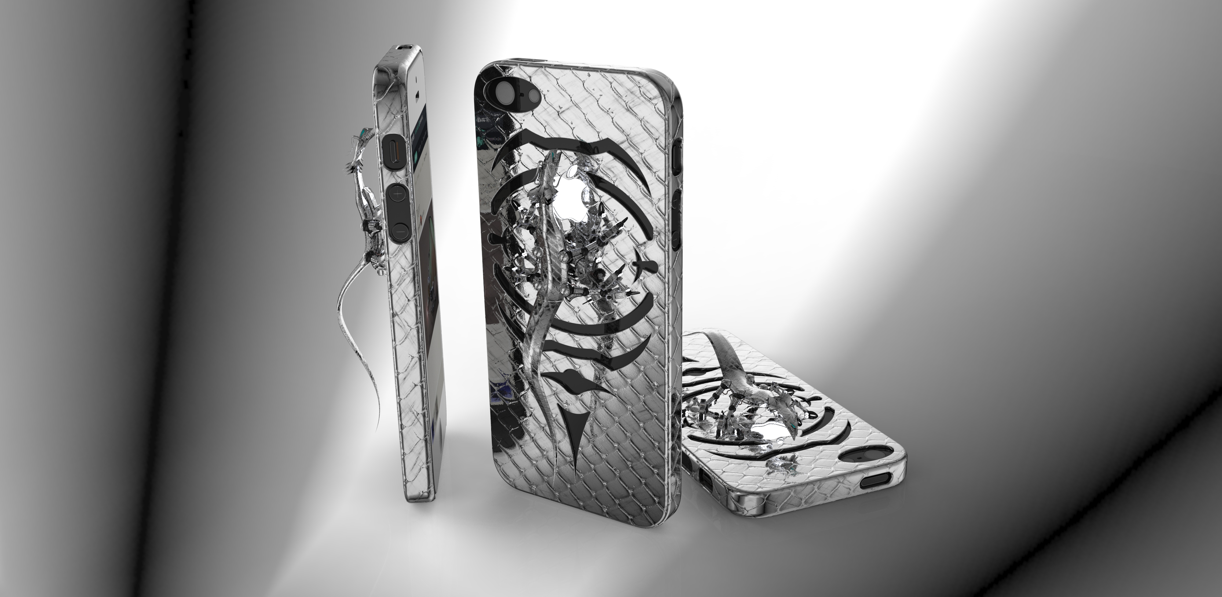 Dragon iPhone Cover