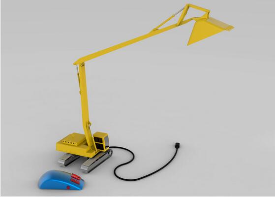 Excavator Lamp