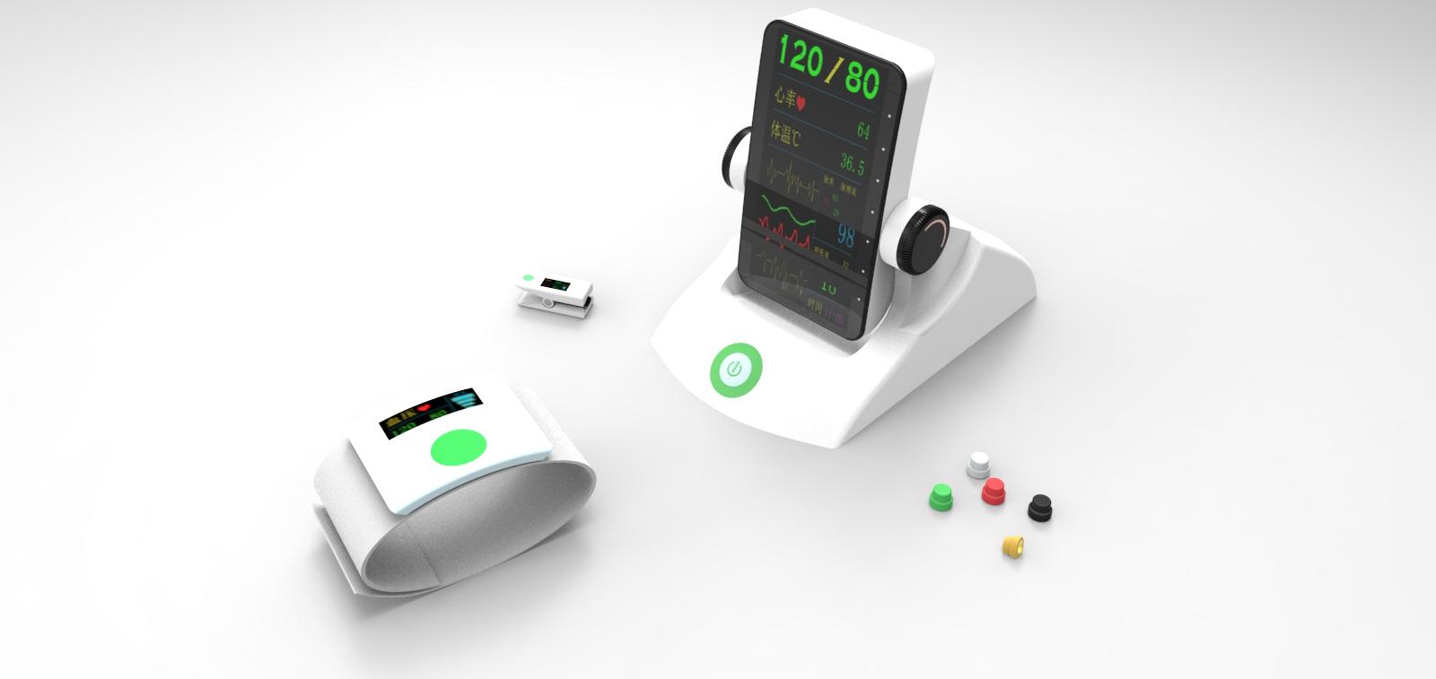 Portable Home Dialysis Machine