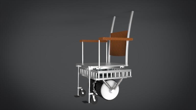 Comfortable Wheel Chair
