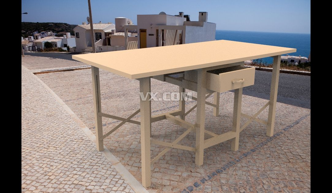 Unfold-able Dining Table