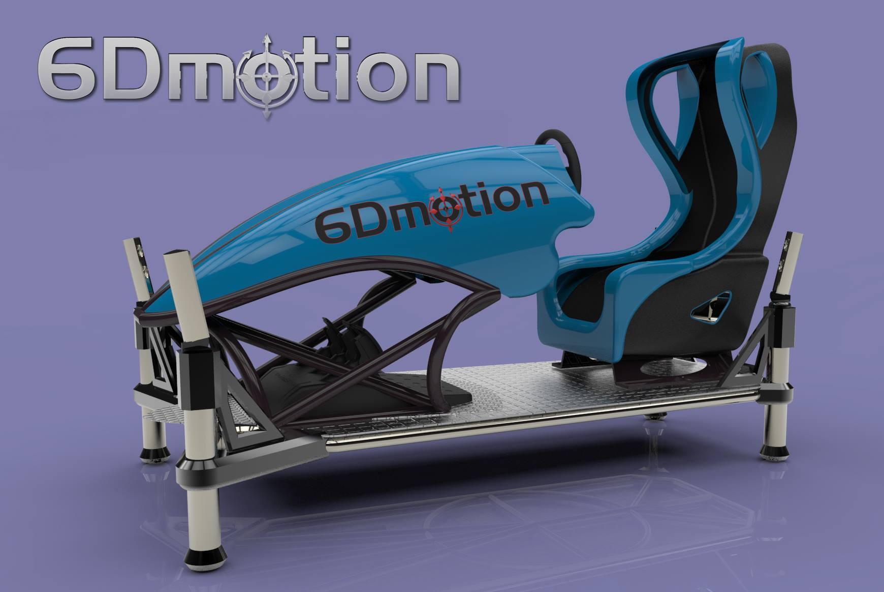 6D Motion Simulator