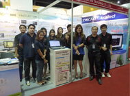 ZWCAD+ and ZWCAD Architecture Presented at Architect in Thailand