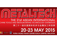 ZWCAD+ and ZWCAD Mechanical to Show up at Metaltech 2015 in Malaysia