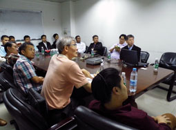 Thai-German Institute Visits ZWSOFT