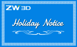 Holiday Notice for New Year's Day