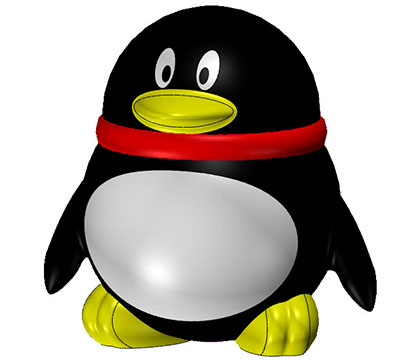Happy CADing with ZW3D: Design a Popular Penguin Doll