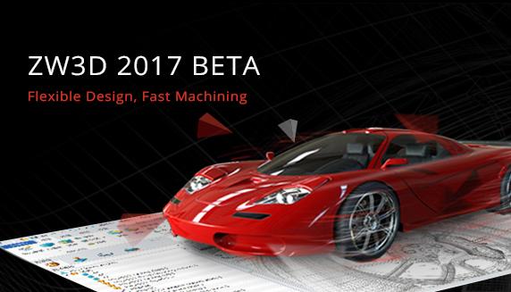 ZW3D 2017 Beta: Expansive Sheet Metal Design & Productive CAM