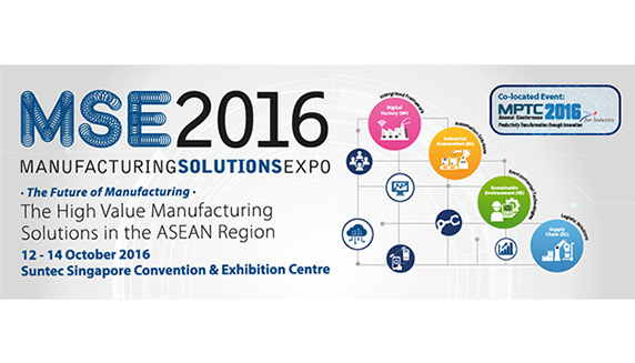 ZW3D presented at MSE 2016, Singapore