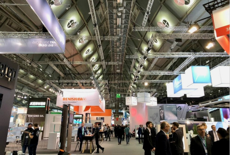 ZW3D was Shown at Formnext 2017, Germany