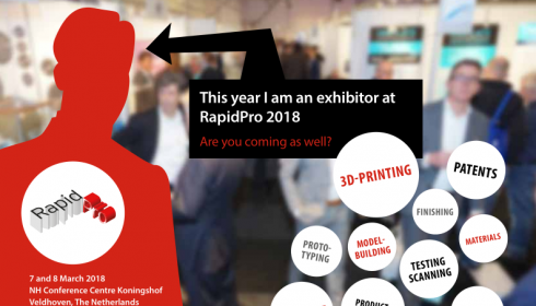 ZW3D Will be Showed at RapidPro 2018 Netherlands