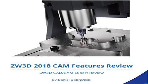 Expert Review: Discover ZW3D CAM Feature Enhancements
