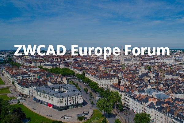 2018 ZWCAD Europe Forum