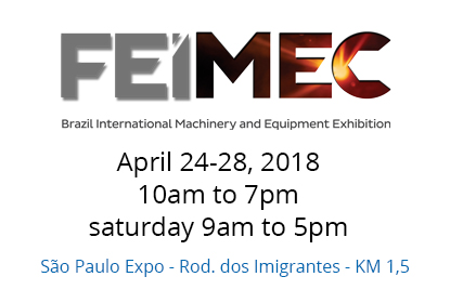 ZW3D will be Presented at FEIMEC 2018 in Brazil