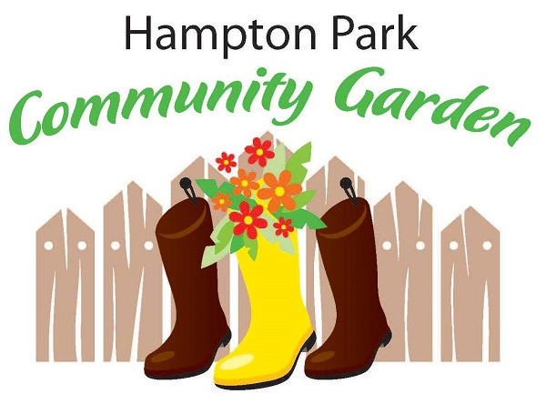 Logo of Hampton Park Community Garden
