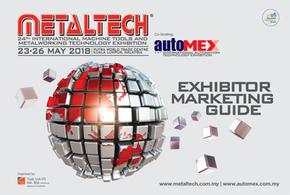 ZW3D Presented at METALTECH 2018 in Malaysia