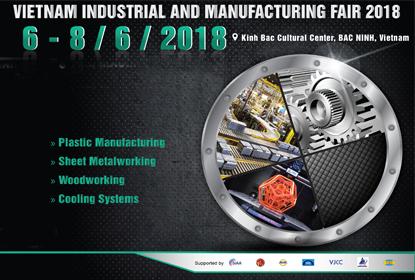 ZW3D was Shown at Vietnam Industrial & Manufacturing Fair 2018