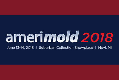 ZW3D Will be Presented at Amerimold 2018 in America