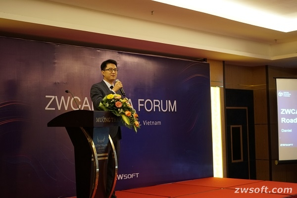 ZWCAD Asia Forum-Product Manager
