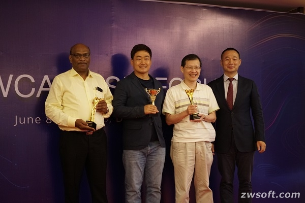 ZWCAD Asia Forum-Partners
