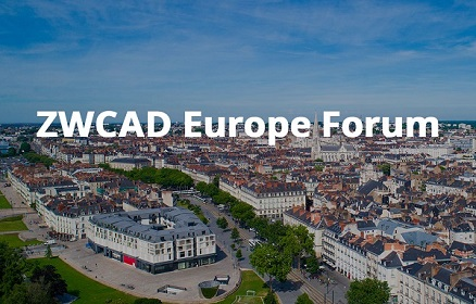 Two Days Countdown for 2018 ZWCAD Europe Forum