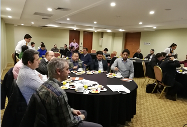ZWCAD Seminar in Chile: Better Industrial Design for Electric Industry