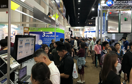 ZWCAD was Showcased at 3 Important Exhibitions in Thailand
